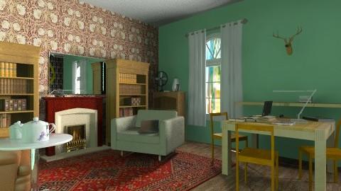 221B - Vintage - by Lisa and Lillian Pettigrew