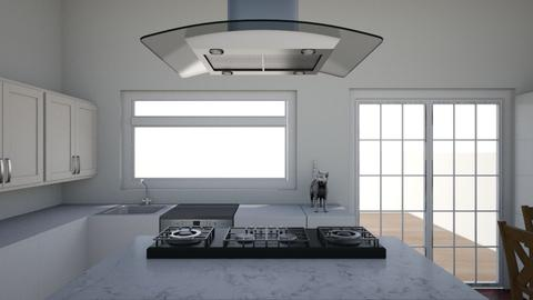 new home - Kitchen - by LordKalel88
