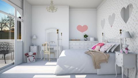 Miranda - Kids room - by Magdalena ER