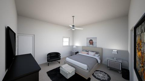 Thomaria Copeland Bedroom - Modern - Bedroom - by Teacher Tita