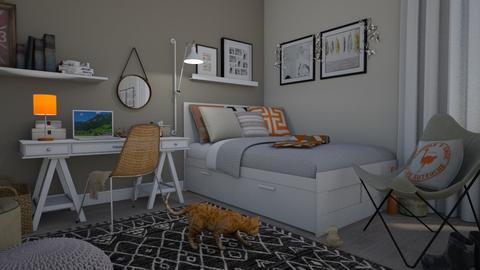 Teen - Bedroom - by Tuitsi