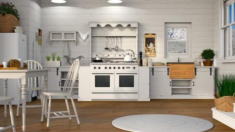 SC Kitchen - by KKTO