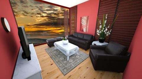 ss - Living room - by andaq