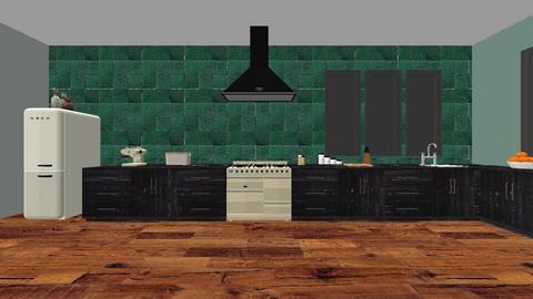 ygfg - Kitchen - by TRMVM
