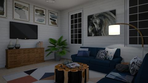 hi - Living room - by ArtofLife12