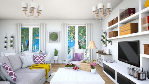 Shabby Chique Livingroom - Living room - by lesyalesya