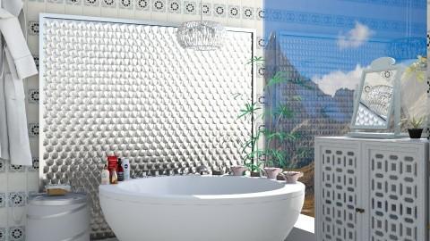 amazing bathroom - Bathroom - by eleonoraxruc