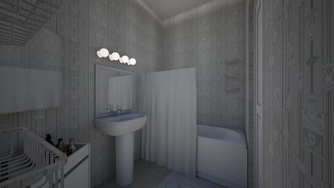 moms bathroom - Bathroom - by poiznivy82