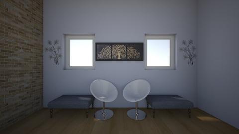 master Bed room - Feminine - Bedroom - by AliceHatter