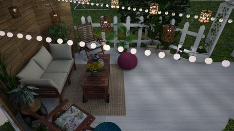 Garden - Eclectic - Garden - by Annathea