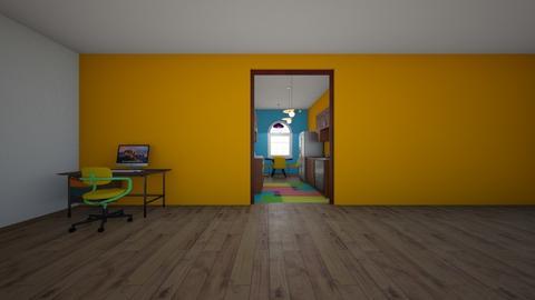 boh office - by jmekline