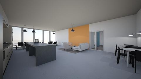 DiDi Oficinas - Modern - Office - by carolinalagc