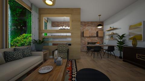Sammi - Living room - by Tara T