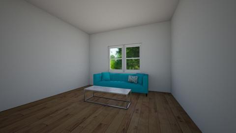 jk - Living room - by MonseMireles
