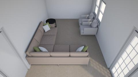 Corner sofa - Living room - by pculter