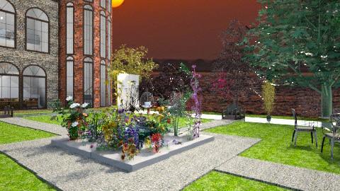 gardenier - Modern - Garden - by lamzoi