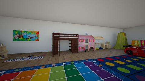 The forgotten child - Bedroom - by Unicorn Queen