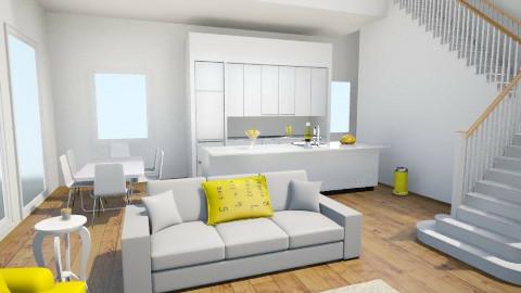 New idea - Living room - by katy96xx