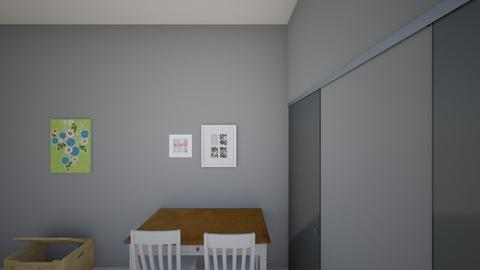 templet kids room  - Kids room - by xpingul3
