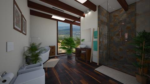 Bathroom - Eclectic - Bathroom - by michalbank11