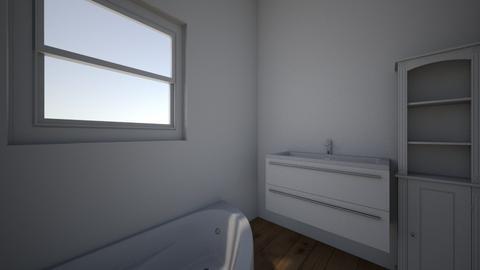 mi cuarto 3 - Modern - Bathroom - by puertotrading