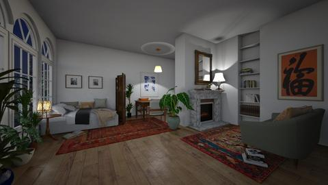 studio apartment - Classic - by mousekinmouse