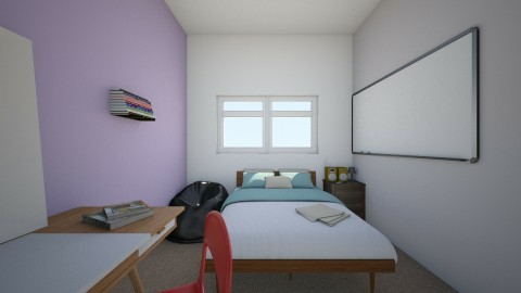 My New Bedroom - Bedroom - by LeahGunsser
