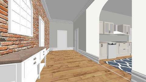 Mieszkanie w kamienicy 1 - by LadyAnnMarie