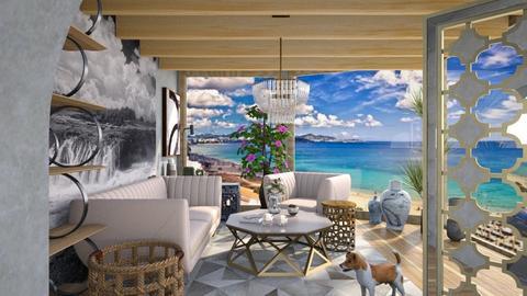 ivisa - Living room - by yulamalina