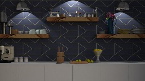 Kitchen - Global - Kitchen - by Annathea
