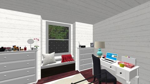 ells room - Bedroom - by tammyholl