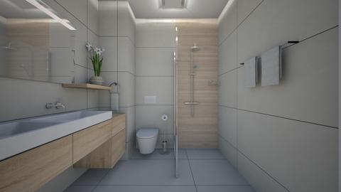 Petrean Monica - Modern - Bathroom - by Flori Santa