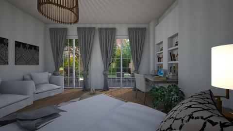 rooom - Bedroom - by SofiaMa