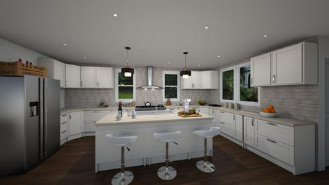 kitchen - Kitchen - by wuayman
