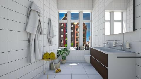 Toilette  - Modern - Bathroom - by martinabb