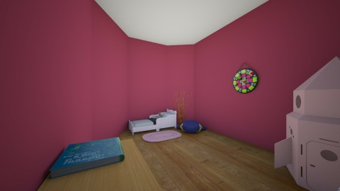 kids - Kids room - by Marcella Milne