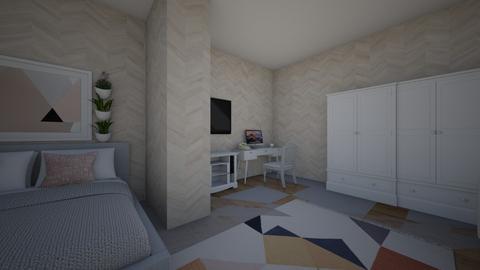 Nine avenue - Bedroom - by yellowkitty101
