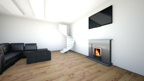 modern - Living room - by yusraq1113