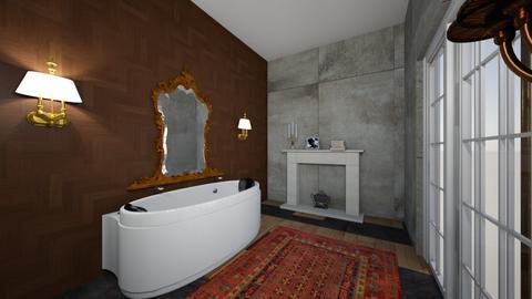 bathroom 1 - Bathroom - by Manalfaisal