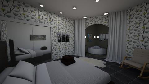 bedroom - Bedroom - by Edy99