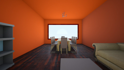 dinning room - Dining room - by Sam050880