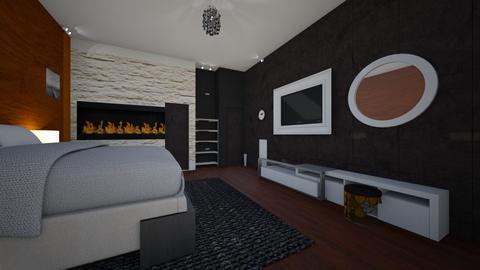 Diana MyBedroom2 Detailed - Bedroom - by DianaAndreea