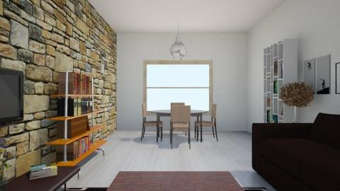 Living room - by Midheta