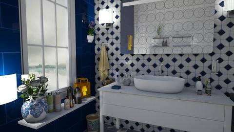 M_ Detail - Bathroom - by milyca8