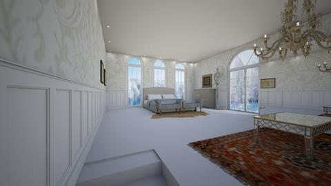 winter bedroom - Rustic - Bedroom - by Wohooo