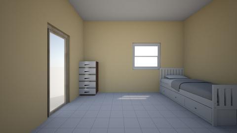 mari room - by Maribel_EV
