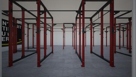 gym - Modern - Office - by Addie Grace