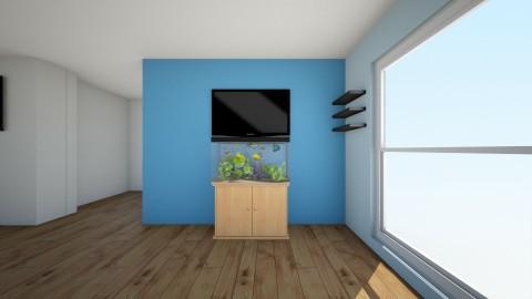 sergiu 4 - Living room - by misterds