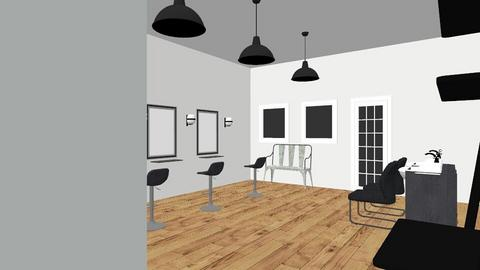 his and her salon - Office - by hhopman12