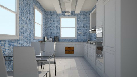 kitchen 2  - Kitchen - by Amr Adel Hassan